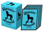 Horsin' Around Deck Box with 100 Deck Protector Sleeves