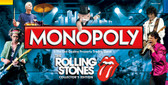 Monopoly: The Rolling Stones Collector's Edition Board Game