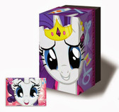 My Little Pony Friendship Is Magic Trading Cards Series 2: Rarity Deck Box