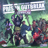 Zombicide Season 2: Prison Outbreak miniatures board game