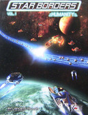 Star Borders #1: Humanity 2nd edition science fiction war game