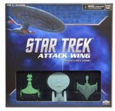 Star Trek Attack Wing Miniatures Game Starter Base Set