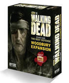 The Walking Dead Best Defense board game: Woodbury Expansion Set