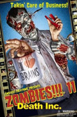 Zombies!!! 11: Death Inc. Expansion Board Game