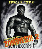 Zombies!!! 2: Zombie Corps(e) 2nd Edition expansion