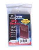 Ultra Pro Standard Soft Card Sleeves protection for trading cards, 100 count