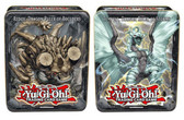 Yu-Gi-Oh 2013 Wave 2 Tins Set of 2 Dragons, Redox and Tempest