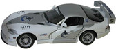 Vancouver Canucks Dodge Viper GT2 1:18 Scale Top Dog NHL Die Cast Model Auto