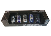 Vancouver Canucks Top Dog NHL 1:64 5 Pack Die Cast Team Fleet Model Autos
