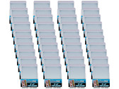 "1000 Ultra Pro 3 x 4"" Toploaders White Border sports card storage protection"