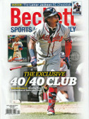 November, 2019 Beckett Sports Card Monthly Number 416 Card Prices