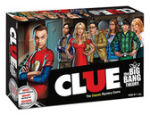 Clue: The Big Bang Theory Collector's Edition, board game