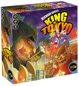 King Of Tokyo Dice Based Game by Richard Garfield