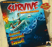 Survive: Escape From Atlantis 30th Anniversary Edition game, Stronghold Games