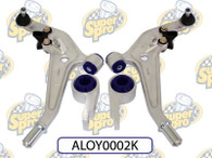 ALOY0002K Control Arm Lower Complete Alloy Assembly: Standard Alignment