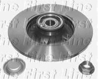 FBK1051 Wheel Bearing Kit Rear Axle