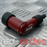 NGK PLUG CAP (RED)