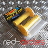 TORC1 DIAMOND GRIPS - YELLOW