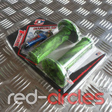 TORC1 DIAMOND GRIPS - GREEN / BLACK SWIRL