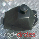T2 MINI QUAD / MINI DIRT BIKE FUEL TANK (BLACK)