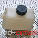 MINI DIRT BIKE WHITE SQUARE FUEL TANK