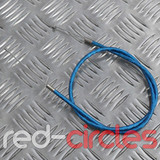 MINIMOTO THROTTLE CABLE - BLUE