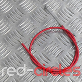 MINIMOTO THROTTLE CABLE - RED