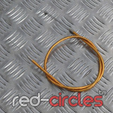 MINIMOTO THROTTLE CABLE - GOLD