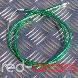 MINIMOTO REAR BRAKE CABLE - GREEN