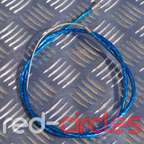 MINIMOTO REAR BRAKE CABLE - BLUE