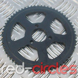 68 TOOTH MINIMOTO REAR SPROCKET (6mm - 25h)
