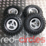 4.10-4 MINI QUAD BIKE WHEELS SET