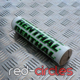 RENTHAL 210mm PITBIKE BAR PAD - WHITE