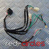 PITBIKE DIGITAL WIRING LOOM