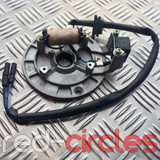 SINGLE COIL PIT BIKE STATOR PLATE