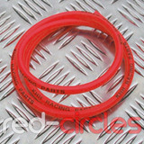 1m FUEL HOSE - RED