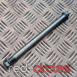 12mm PITBIKE AXLE - 230mm LONG