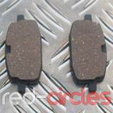 PITBIKE BRAKE PADS (TYPE A)