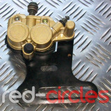 12mm CLASSIC PITBIKE REAR BRAKE CALIPER & BRACKET (NO HOSE)