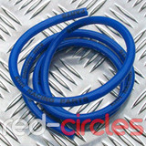 1m FUEL HOSE - BLUE