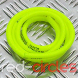 1m FUEL HOSE - YELLOW