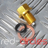 MAGNETIC SUMP PLUG - GOLD