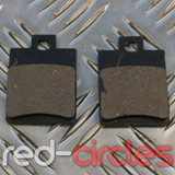 PITBIKE / ATV BRAKE PADS (TYPE C)