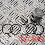 50cc PITBIKE / ATV PISTON & RINGS SET