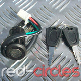 PITBIKE / ATV KEY & BARREL SET