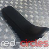APOLLO STYLE PITBIKE SEAT PAD - BLACK
