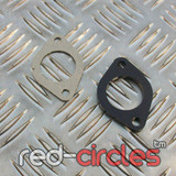 28mm PITBIKE / ATV INLET MANIFOLD GASKET & HEAT SHIELD SET