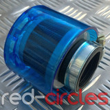 40mm SPLASH PROOF PIT BIKE /ATV K&N STYLE AIR FILTER