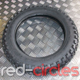 BUDGET PITBIKE REAR TYRE - SIZE 3.00-12 (SAME AS 80/100-12)