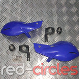 PITBIKE / ATV HAND GUARDS - BLUE